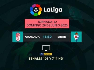 Granada recibe a un necesitado Eibar