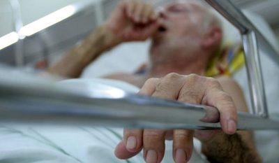 El virus está llegando a los adultos mayores. Ayer informaron de dos ancianos fallecidos