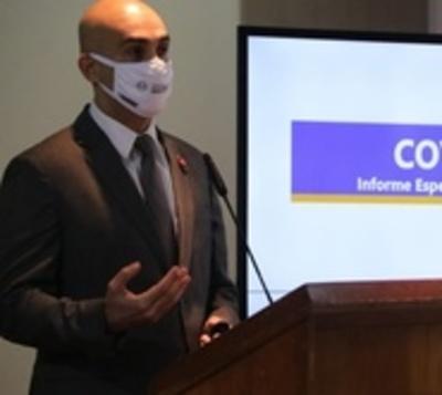 Detectan 185 casos de coronavirus