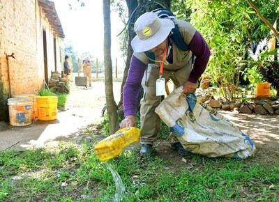 Brasil también lidera en casos de dengue (65 %) en las Américas; le sigue Paraguay
