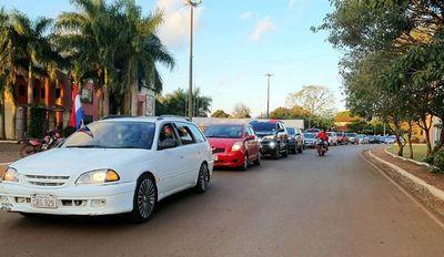 Repudian corrupción en Minga Guazú