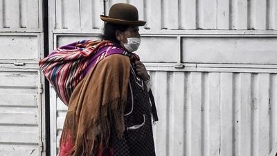 Tras ampliar la cuarentena, Bolivia registra un nuevo récord de casos diarios de coronavirus