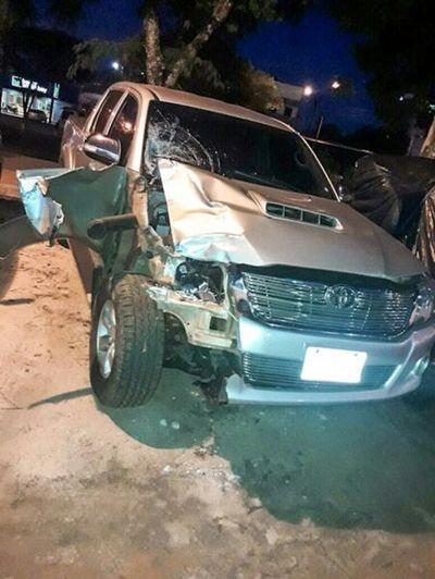 ARROLLAMIENTO fatal en Santa Rita