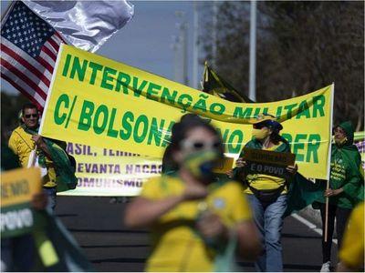 Brasil se polariza en torno al presidente  Jair Bolsonaro