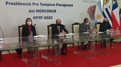 Inédita Cumbre del Mercosur inicia hoy reuniones en tiempos de covid
