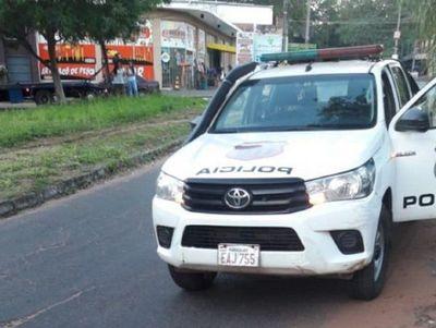 Policías se enfrentaron con desconocidos armados
