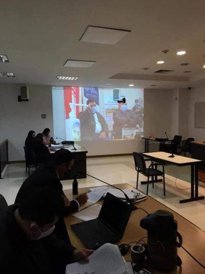 Logística del EPP condenados a 12 años de prisión