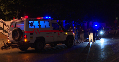 Motociclista falleció tras ser atropellado por un automóvil