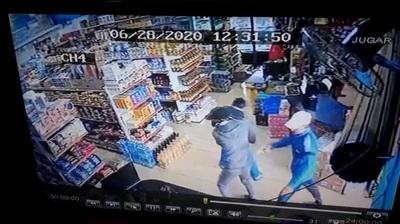 Violento asalto en Hernandarias