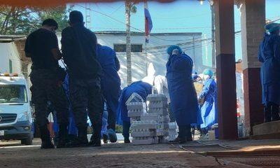 Ministerio de Salud reporta 185 nuevos casos positivos  a Covid-19, de los cuales 123 es de la cárcel de CDE – Diario TNPRESS