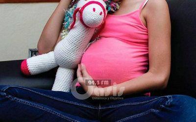 Seis casos de menores embarazadas en su mayoría producto de abuso en Pedro Juan