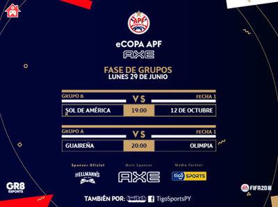 Arranca el segundo campeonato de la División eSports APF