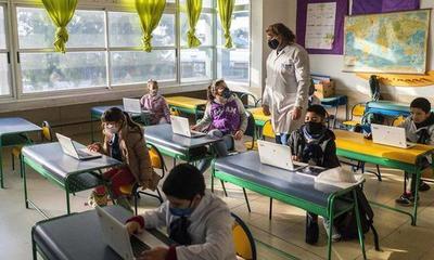 Uruguay completa la reapertura de las escuelas: 256 mil alumnos vuelven a clase en Montevideo – Prensa 5