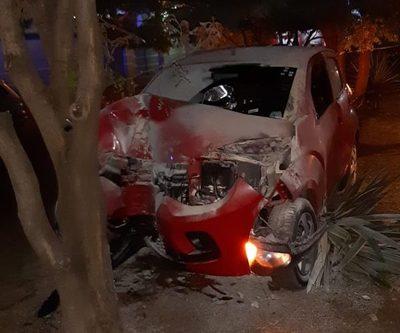 Funcionario de la Dirección  del Trabajo de CDE muere en  violento accidente de tránsito – Diario TNPRESS