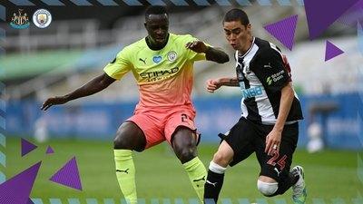 Manchester City elimina de la FA Cup al Newcastle de Miguel Almirón