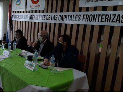 Intendentes piden ayuda al Gobierno ante colapso financiero en frontera