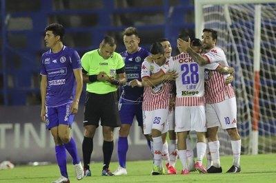 San Lorenzo sumaría a un extremo paraguayo de la Superliga