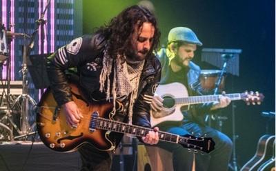 Salamandra presenta el álbum 'Lados B en vivo'