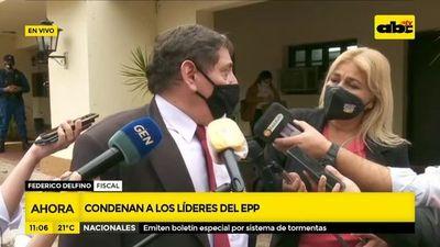 Condenan a líderes del EPP