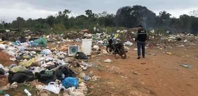 Concepción: Vertedero municipal fue intervenido por no adecuarse a las normas ambientales