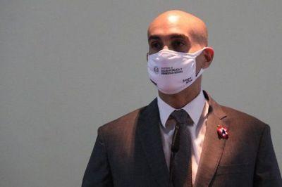 Salud reporta 64 nuevos contagios de Covid-19 y un nuevo fallecido