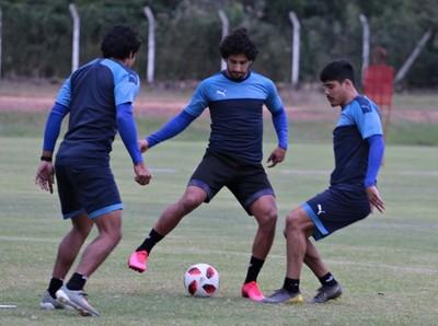 Futbolistas albirrojos inician 2da. semana de entrenamientos en Ypané.