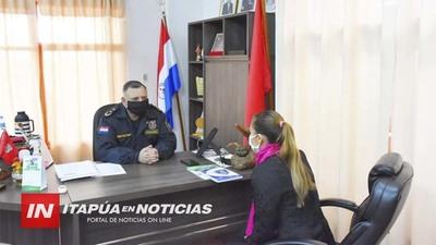 """AVANZA PROYECTO """"MUNICIPIOS SEGUROS PARA LA NIÑEZ"""" EN ITAPÚA."""