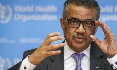 """OMS asegura que la pandemia de coronavirus no está """"ni siquiera cerca"""" de terminar – Prensa 5"""
