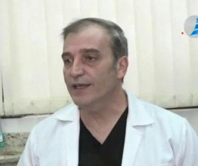 """Dr. Mateo Balmelli: """"Se debe fortalecer el sistema de Salud"""""""