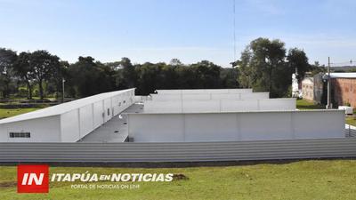 PRESENTAN INFORME DE CONSTRUCCIÓN DE ALBERGUE A LA JUNTA DEPARTAMENTAL