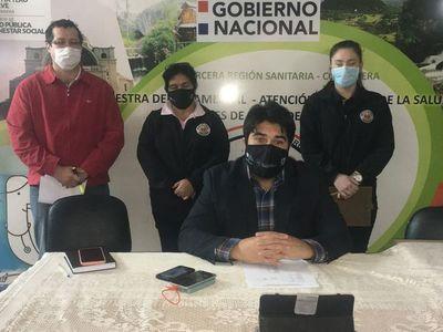 Contactos directos de fallecido de Nueva Colombia dan negativo a primera prueba