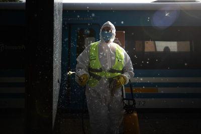 """OMS: fin de la pandemia """"ni siquiera está cerca"""""""