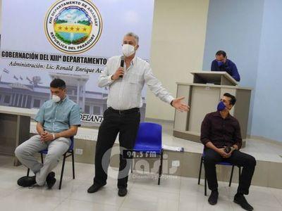 "Ivai la porte ape"": Denuncia el intendente de Pedro Juan"