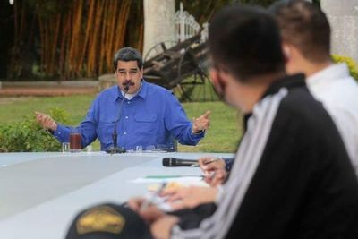 Presidente Maduro expulsa a embajadora de la UE tras anuncio de sanciones