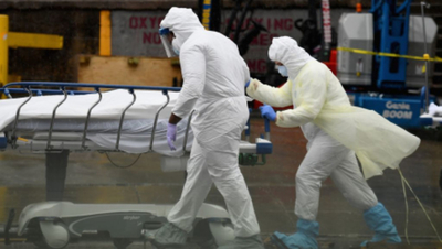 EE.UU. supera los 126.100 muertos y 2,58 millones de contagios de coronavirus