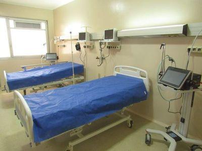 Cesárea de urgencia en plena unidad de cuidados intensivos del Hospital de Itauguá