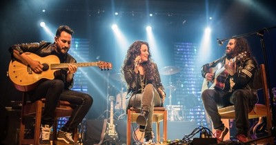 """Salamandra presenta nuevo disco, """"Lados B en vivo"""""""