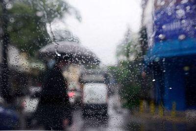 Martes, con lluvias, tormentas y descenso de temperatura