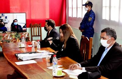 Cabecillas del EPP, condenados por atentar contra policías en el 2004