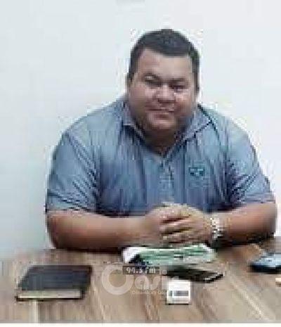 Fallece intendente de Azotey de neumonía grave