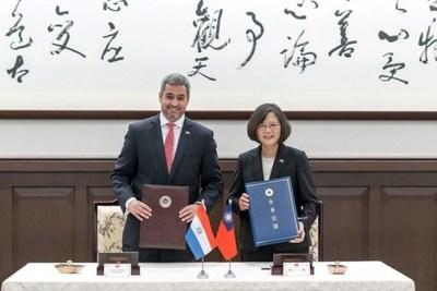 Alianza comercial entre Paraguay y Taiwán se fortalece pese a pandemia