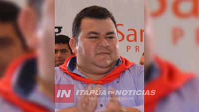 INTENDENTE DE AZOTE'Y SE CONVIERTE EN EL FALLECIDO NÚMERO 17 POR COVID-19