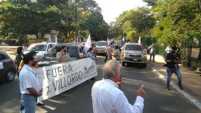 Sindicalistas de ANDE acompañarán pedido de interpelación de Villordo