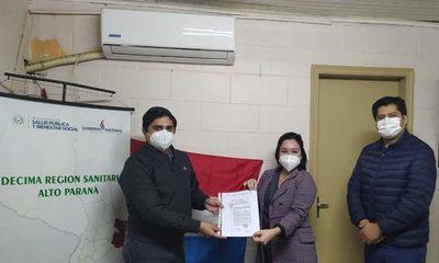 Nueva profesional médica para la USF Lomas Valentinas, Ñacunday – Diario TNPRESS