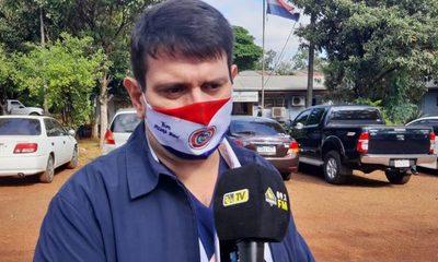 Pallarolas, alarmado por la relajación de la gente en momento más crítico del Alto Paraná