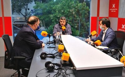 Titulares de Hacienda y BCP explican en qué consiste el plan de reactivación económica · Radio Monumental 1080 AM