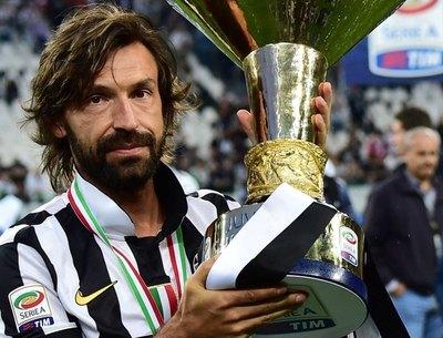 Con 41 años, Andrea Pirlo vuelve a la Juventus