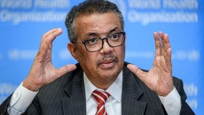 Según Jefe de la OMS, pandemia no está ni cerca de terminarse