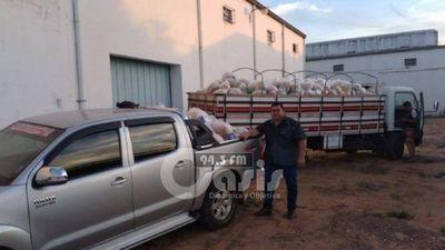 Salud confirma que intendente fallecido de Azotey dio positivo al Covid-19