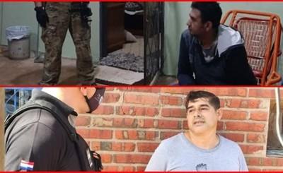 Detienen a paraguayos que transportaban cocaína en carga de carne
